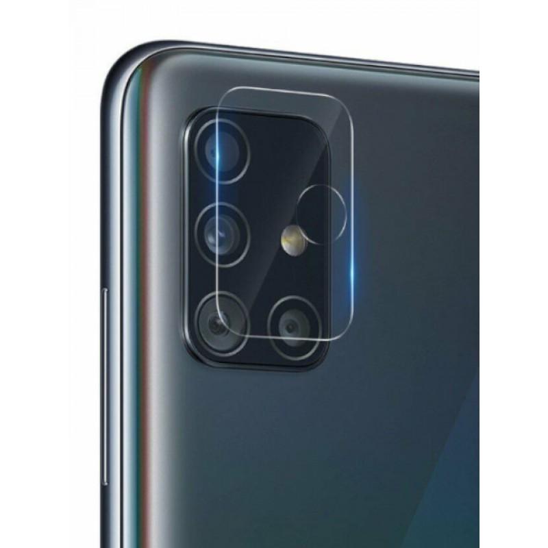 Защитное стекло на камеру Zibelino для Samsung A71 ZTG-SAM-A715-cam