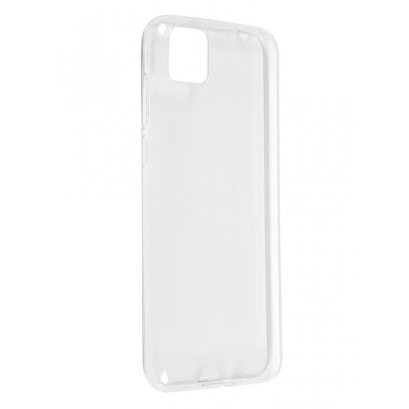 Чехол Neypo для Huawei Y5p Silicone Transparent NST17524