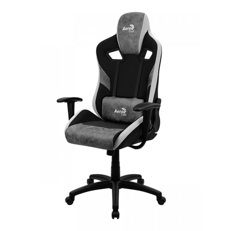 Компьютерное кресло AeroCool COUNT Stone Grey