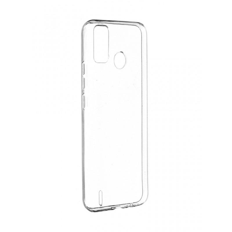 Чехол iBox для Tecno Spark 6 Go Crystal Silicone Transparent УТ000024022