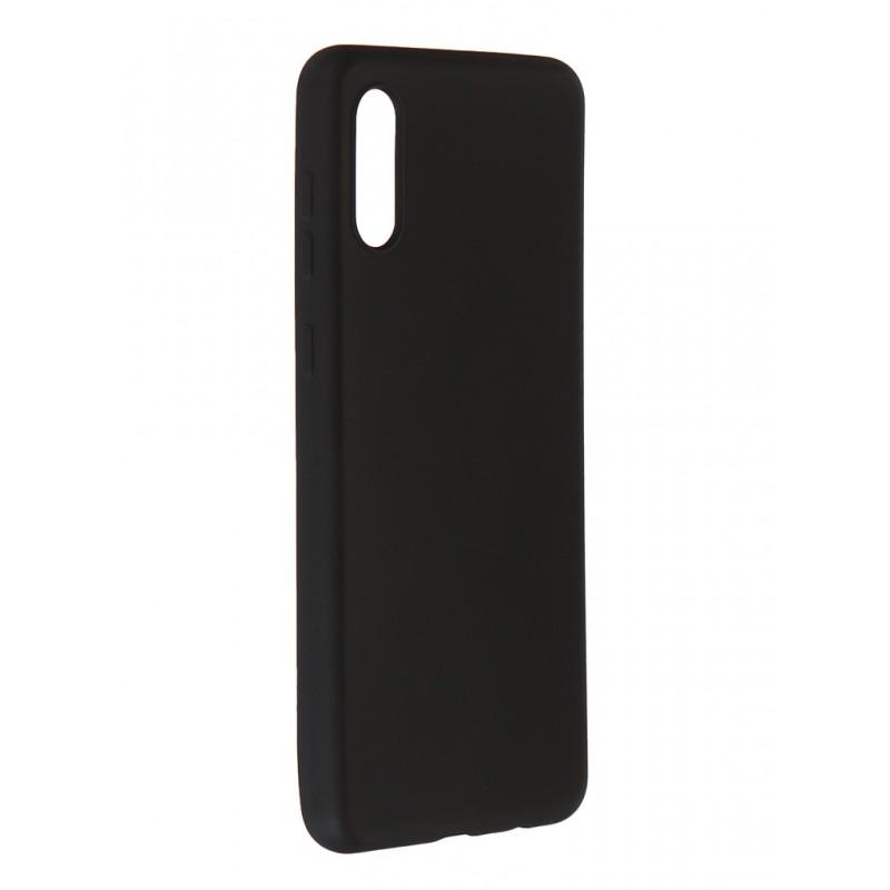 Чехол Red Line для Samsung Galaxy A02 Ultimate Black УТ000023937