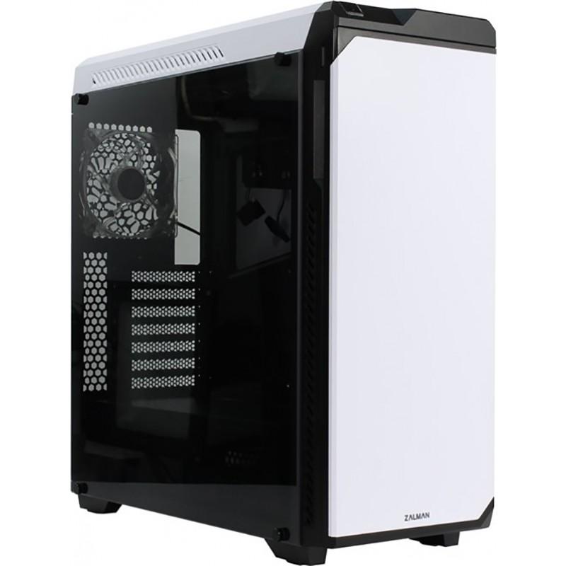 Корпус Zalman Miditower Z9 Plus NEO White