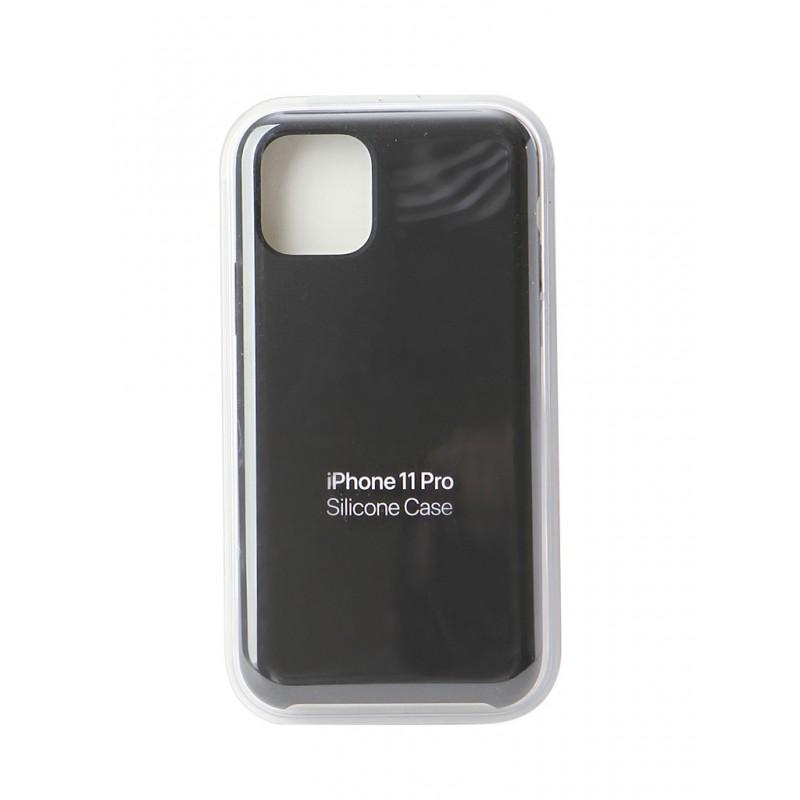 Чехол для APPLE iPhone 11 Pro Silicone Case Black MWYN2ZM/A