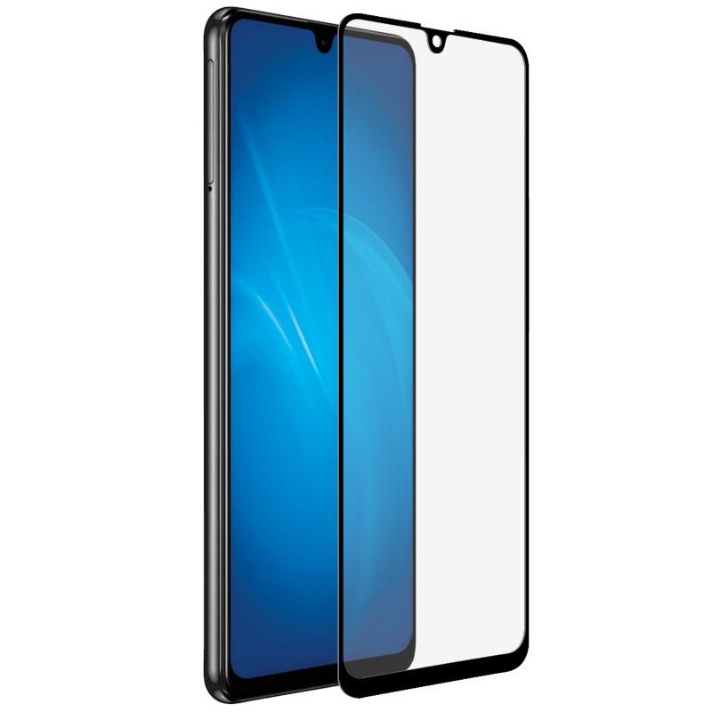 Защитное стекло Activ для Samsung SM-M215 Galaxy M21/SM-M307 Galaxy M30s/SM-M315 Galaxy M3 Clean Line 3D Full Screen Black 116979