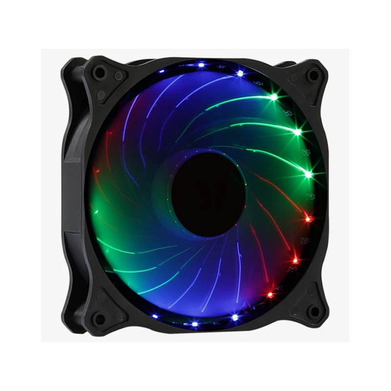 Вентилятор AeroCool Cosmo 120mm Fixed RGB 4718009158597