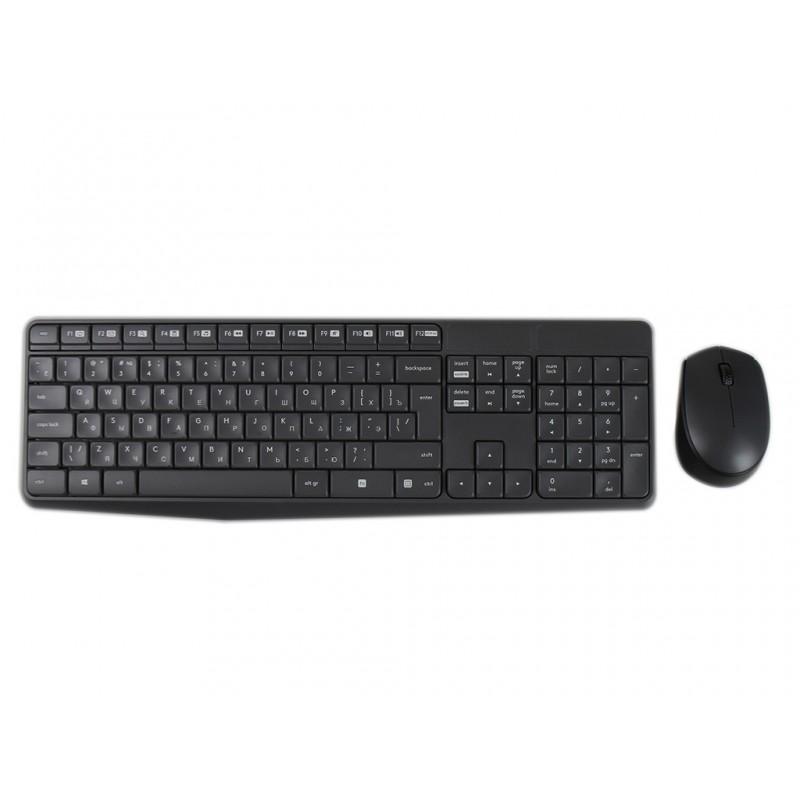 Набор Logitech MK235 Wireless 920-007948