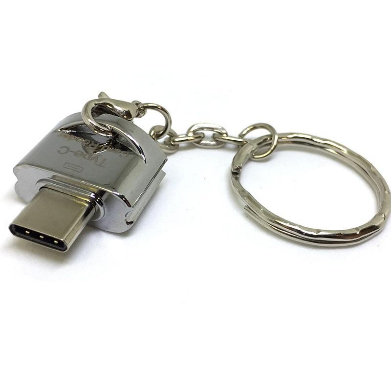 Карт-ридер Espada USB type-C to MicroSD/TF ESP-CSD