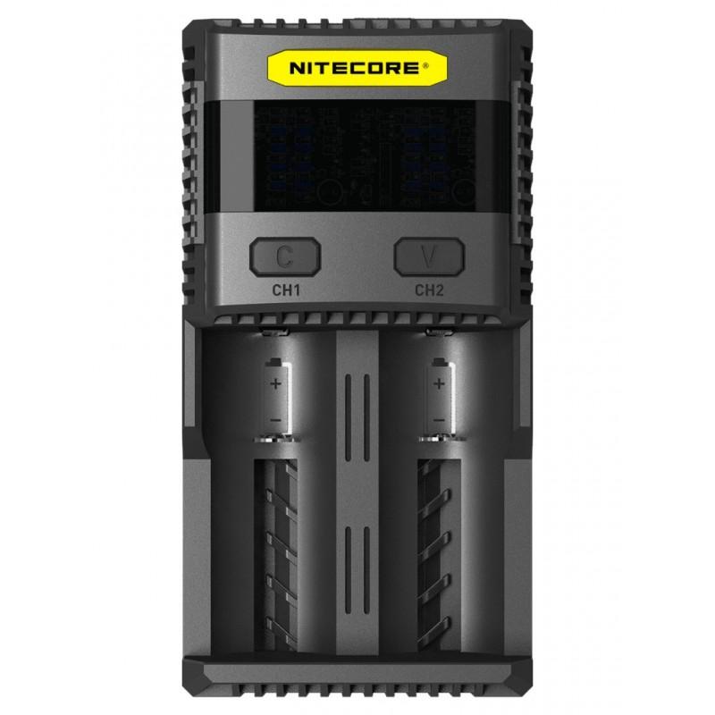 Зарядное устройство Nitecore SC2 14896