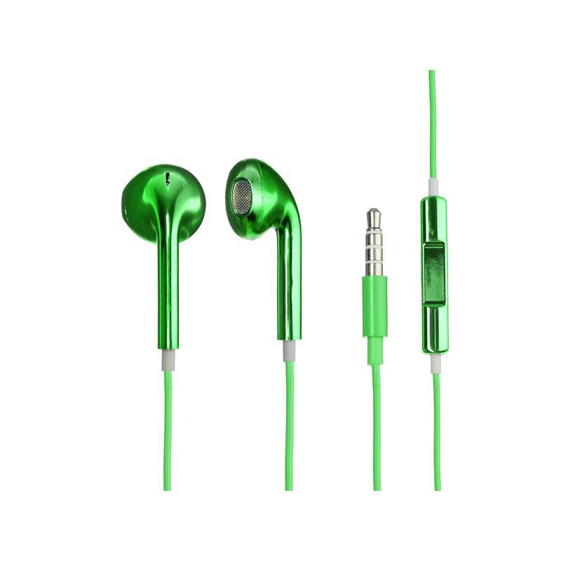 Наушники Luazon Green 2519430