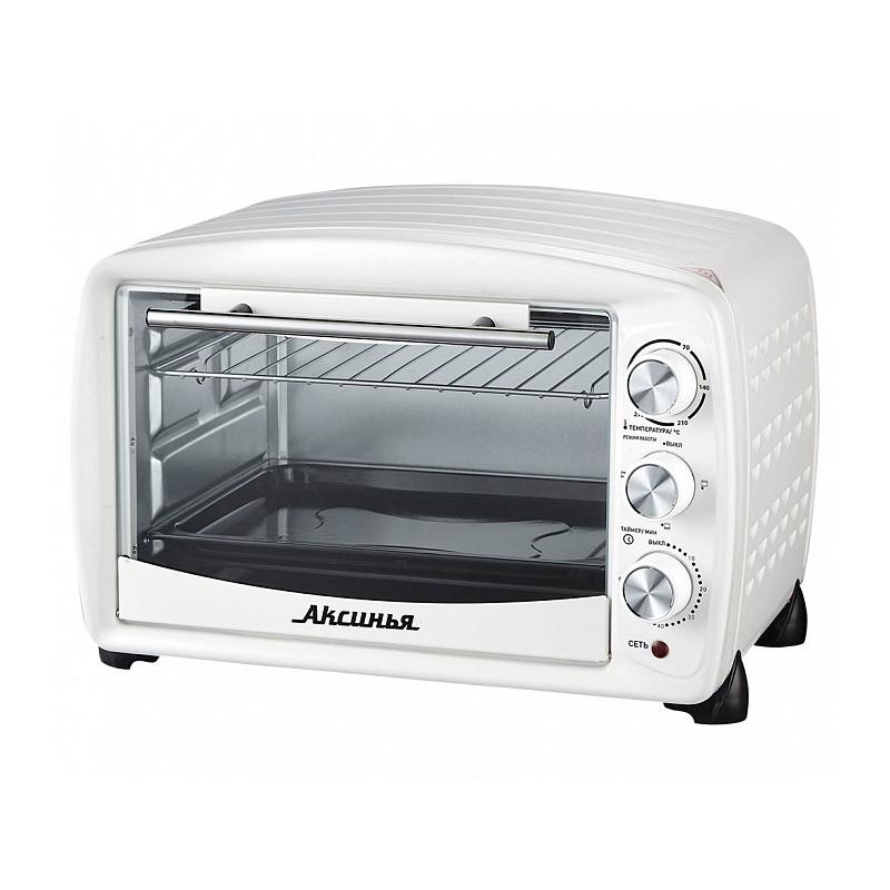 Мини печь Аксинья КС-5700 White
