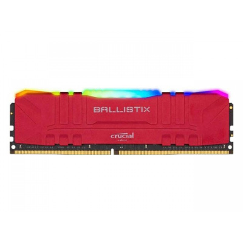 Модуль памяти Ballistix Red DDR4 DIMM 3200Mhz PC25600 CL16 - 8Gb BL8G32C16U4RL