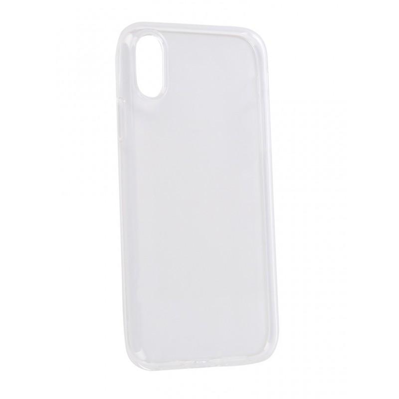 Чехол iBox для APPLE iPhone XR Crystal Silicone Transparent УТ000016102