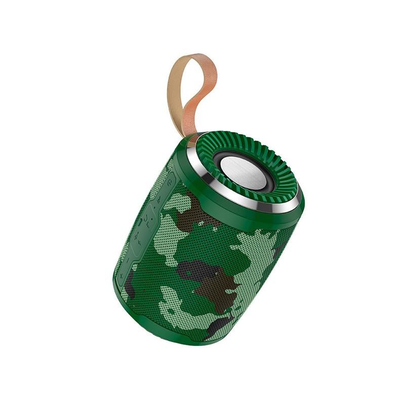 Колонка Hoco BS39 Cool Freedom Camouflage-Green