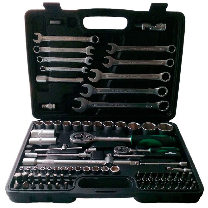 Набор инструмента Сервис ключ 71082