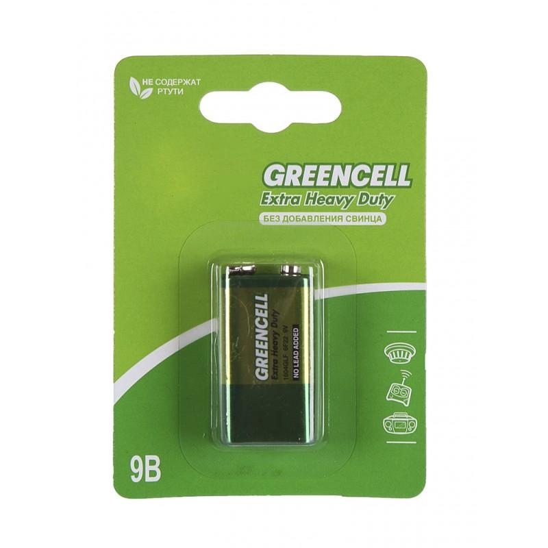 Батарейка КРОНА GP Greencell 1604G 1604GLF-2CR1