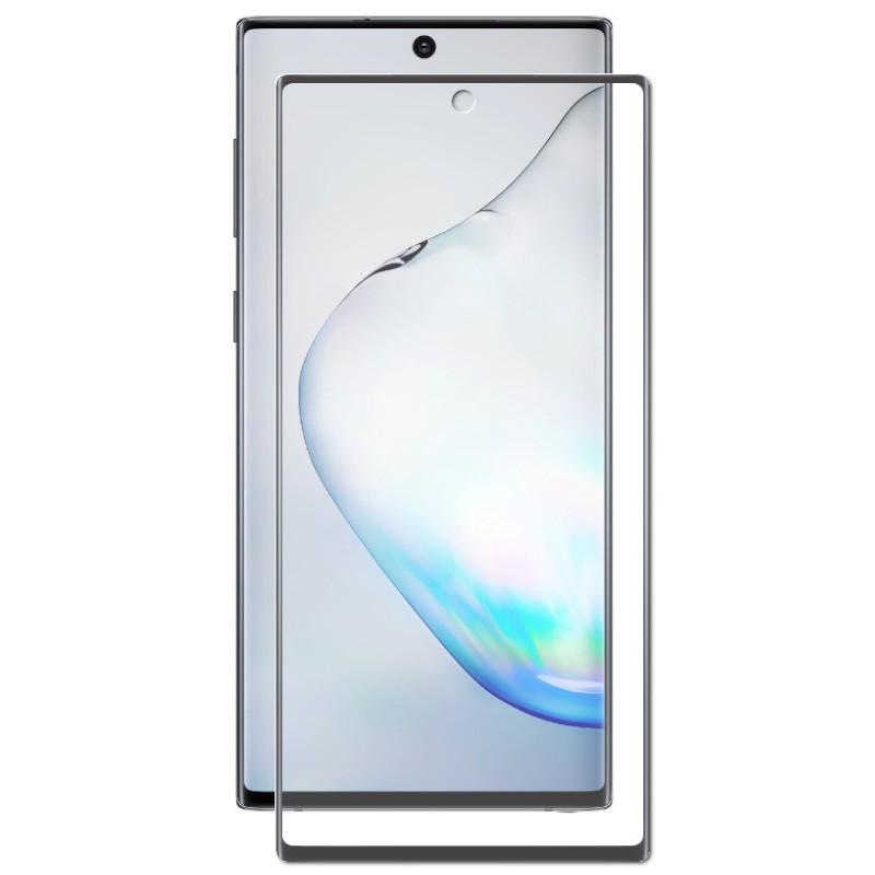 Защитное стекло Svekla для Samsung Galaxy A71 A715F Full Glue Black ZS-SVSGA715F-FGBL