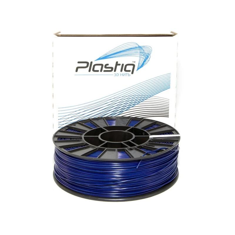 Аксессуар Plastiq PLA-пластик 1.75mm 900гр Dark Blue