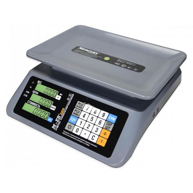 Весы Mertech M-ER 321AC-32.5 LCD