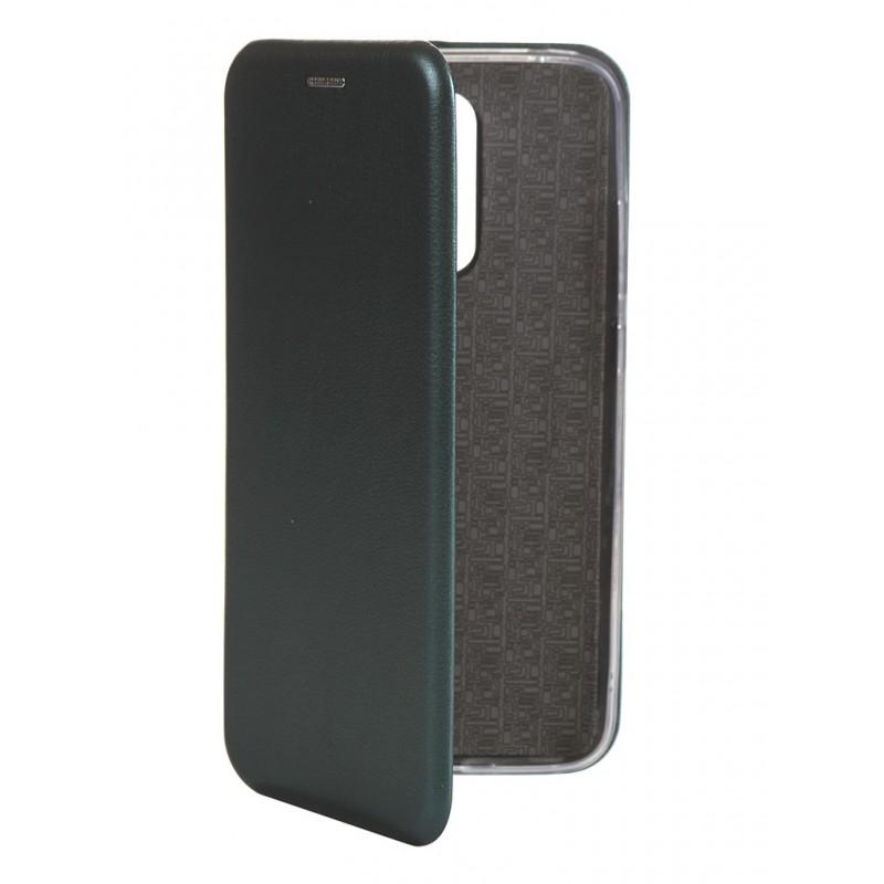 Чехол Zibelino для Xiaomi Redmi 8 2019 Book Dark Green ZB-XIA-RDM-8-DGRN